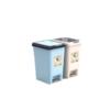 MINGXIN 明信 LJT-01 脚踏式垃圾桶