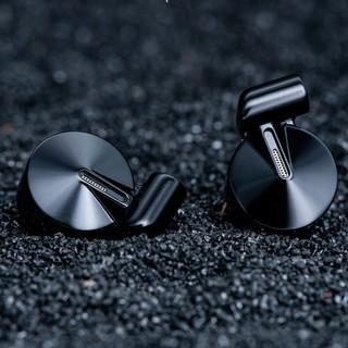 DUNU 达音科 蝉 (ZEN) 入耳式挂耳式有线耳机 黑色
