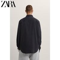ZARA  08574450800 男士衬衫