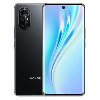 PLUS会员:HONOR 荣耀 V40 轻奢版 5G智能手机 8GB+256GB 幻夜黑