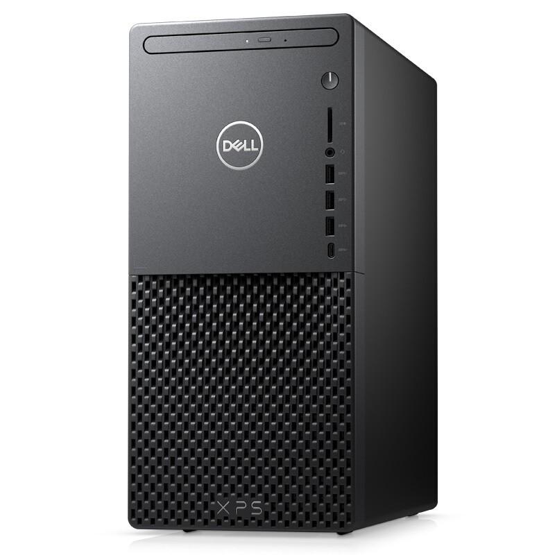 DELL 戴尔 XPS 8940 台式电脑主机(i5-11400、8GB、512GB、GTX1650 SUPER  )黑