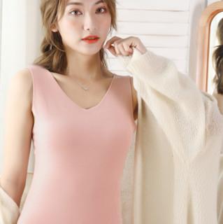 雅丽彩 女士保暖内衣 YLC-BN 粉色 XL