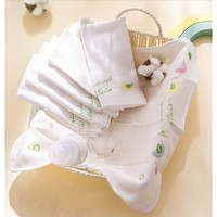 Purcotton 全棉时代 婴儿口水巾