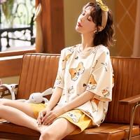 卓贝萱 女士夏季睡衣两件套