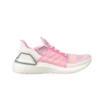 adidas 阿迪达斯 UltraBOOST 19 W 女子跑鞋 EF6517 粉/银 38.5
