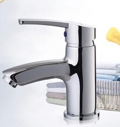 FAENZA 法恩莎  F1A1010C 冷热水洗手盆台龙头