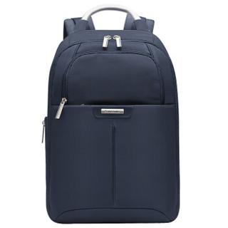 Samsonite 新秀丽 BP2 13.3英寸 双肩包背包  蓝色