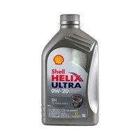 PLUS会员:Shell 壳牌 全合成机油超凡灰喜力Helix Ultra 0W-20 SN 1L