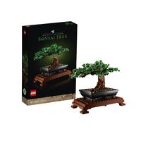 LEGO乐高积木拼装玩具创意百变高手系列 盆景盆栽树 新品10281