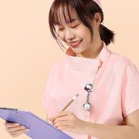 Hello Kitty联名款怀表可爱动漫头像护士表钟表石英表