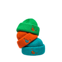 BABAMA x fourtry 男女款针织毛线帽 965029317