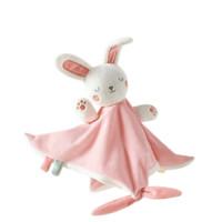 babygo 安抚巾 兔兔菲比