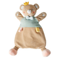 babygo 安抚巾 小熊比尔