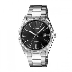 CASIO 卡西欧 MTP-1302D-1A1VDF 石英男士手表