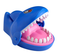 ZHIHUIYU 智慧鱼 减压牙齿软胶咬手指鲨鱼玩具