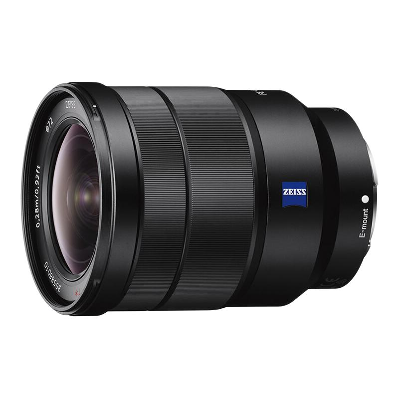 SONY 索尼 索尼(SONY)Vario-Tessar T* FE 16-35mm F4 ZA OSS全画幅蔡司广角变焦微单相机镜头 E卡口(SEL1635Z)