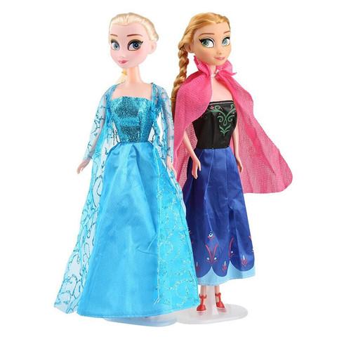 励嘉 儿童女孩玩具芭比洋娃娃