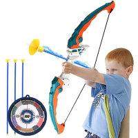 LIVING STONES 活石 儿童弓箭玩具  新年礼物 1弓+3箭+圆靶