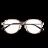 MIJIA 米家 钛金属眼镜框+防蓝光镜片