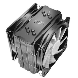 DEEPCOOL 九州风神 玄冰系列 玄冰400双刃 风冷散热器
