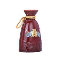 湘泉 猪年生肖酒 54%vol 馥郁香型白酒 540ml*6瓶 整箱装