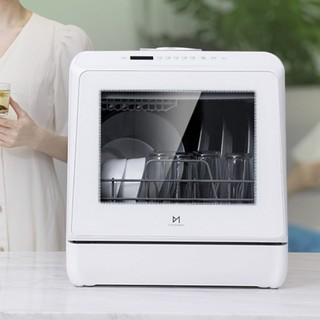 CONGMI 聪米 雪域系列 XWT-CP41 独立式洗碗机 6套