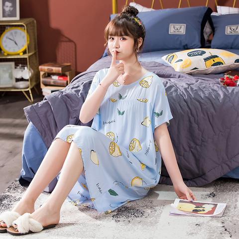 米莱嘉 女生夏季睡裙 均码 多款可选