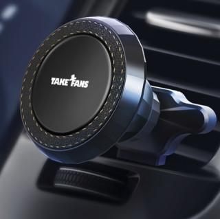 TAKE FANS 奇克摩克 VS01W 车载支架 标准款 星耀黑