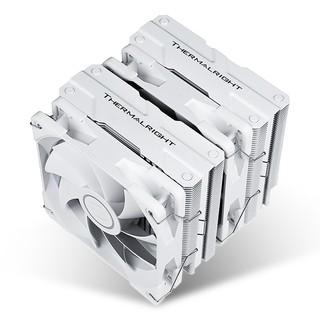 PLUS会员 : Thermalright 利民 PA120 WHITE AGHP逆重力热管散热器