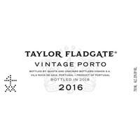 Taylor Fladgate 泰勒 泰勒年份波特产区甜酒 2000年