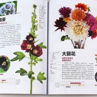 《花与花语:184种常见四季花卉手册》