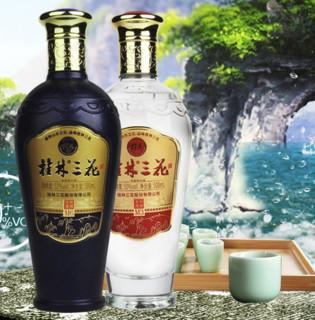 桂林三花 M3 50%vol 米香型白酒 500ml*6瓶 整箱装