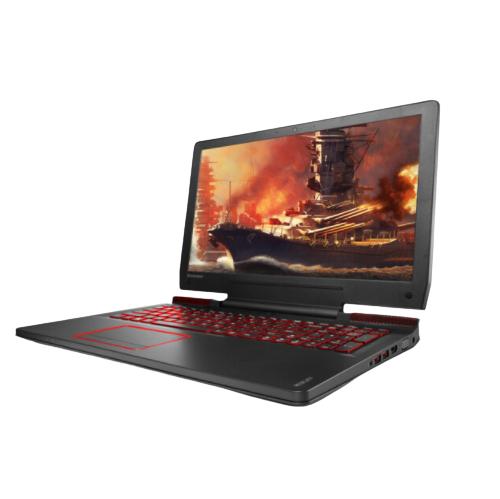 Lenovo 联想 拯救者 ISK 15.6英寸 游戏本 黑色(酷睿i7-6700HQ 、GTX 960M 4G、16GB、128GB SSD+1TB HDD、1080P、IPS)