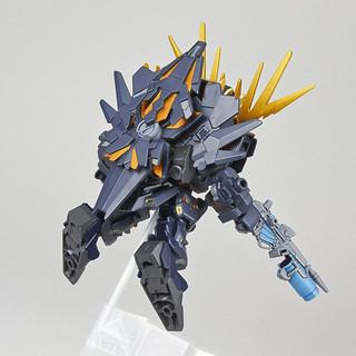 BANDAI 万代 高达模型 SD系列 EX-STANDARD 独角兽 手办