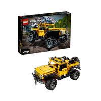 LEGO乐高积木拼装玩具机械组Jeep® Wrangler吉普牧马人 42122