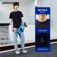 JACK JONES 杰克琼斯 JackJones 220101546 男女款T恤