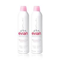 88VIP : evian 依云 保湿舒缓 矿泉水喷雾 300ml*2瓶装