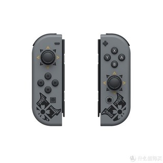 Nintendo 任天堂 Switch游戏主机 续航增强版 怪物猎人崛起限定版