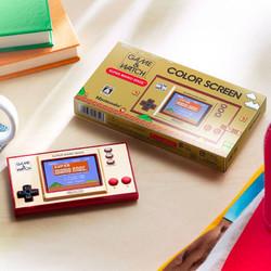 Nintendo 任天堂 超级马里奥 Game Watch 35周年纪念版 现货