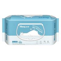 Kleenex 舒洁 无香压花湿厕纸 80片