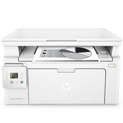 HP 惠普 LaserJet Pro MFP M132a 黑白激光一体机