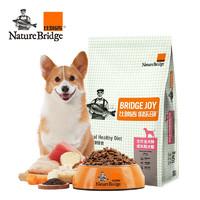 PLUS会员:Nature Bridge 比瑞吉 俱乐部系列 成犬狗粮 10kg