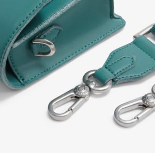 CHARLES & KEITH 女士单肩信封包 CK2-80680780-1 蓝绿色 S