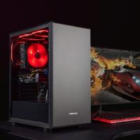 NINGMEI 宁美 台式电脑主机(i5-10400F、8GB、256GB、RTX2060)