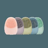 MINISO名创优品电动硅胶毛孔清洁洗脸仪 洁面仪刷多个颜色混色发