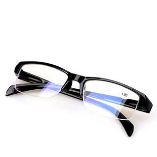 伦克巴吉 WYM850 亮黑色PC眼睛框+近视镜片