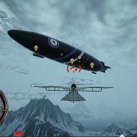 STEAM游戏平台 飞行射击游戏《红翼:天空王牌》