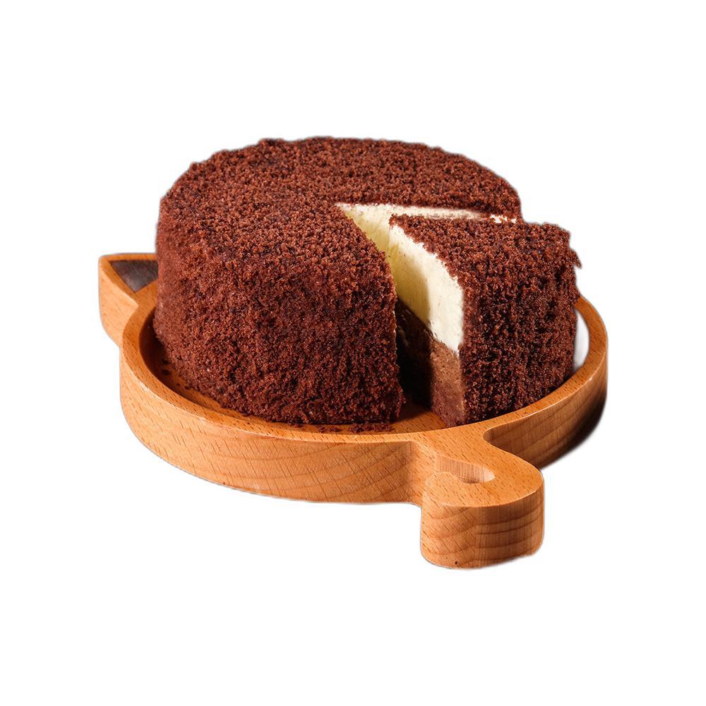 沪上唯巧 芝士蛋糕 巧克力味 220g