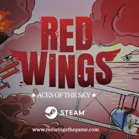 STEAM游戏平台 免费领取飞行射击游戏《红翼:天空王牌》