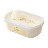 东北大板  原味奶糕冰淇淋家庭分享装 500g